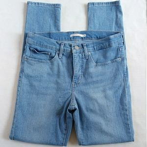 180 LEVIS 30 WOMENS JEANS 311 SHAPING SKINNY